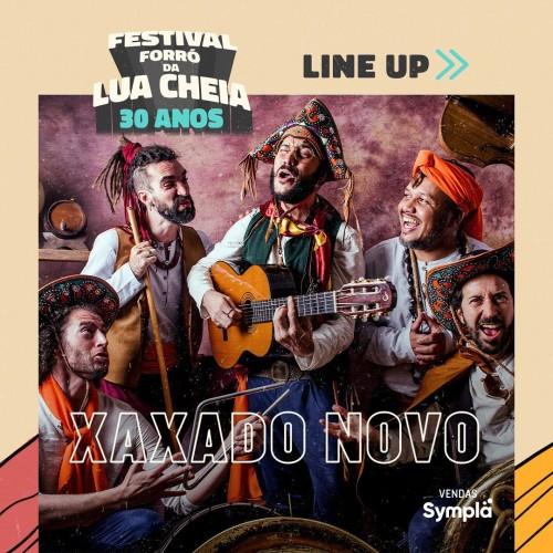 Xaxado Novo - Festival Lua Cheia 30 Anos